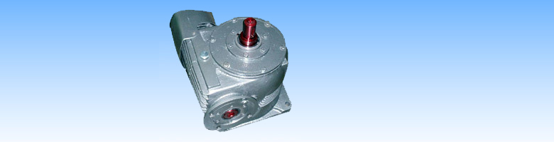 Vertical-Flange-Mounted-Gearbox